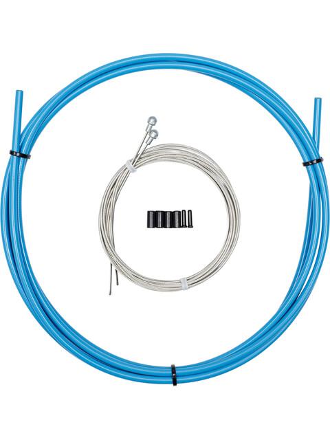 capgo BL Brake Cable für Shimano/SRAM Road blue